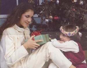 celine dion and niece karine