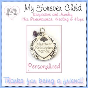 Remembrance Jewelry, Memorial Keepsakes