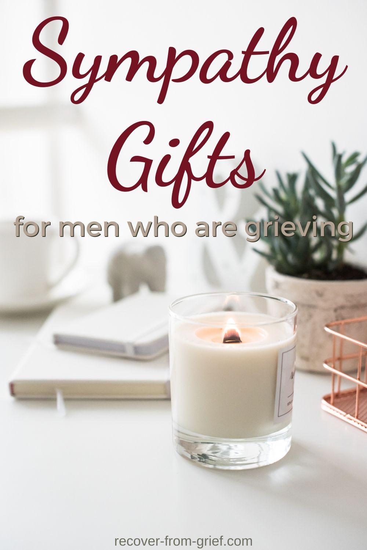 Sympathy gifts for men