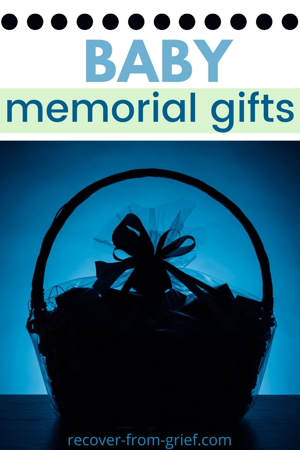 Baby memorial gifts