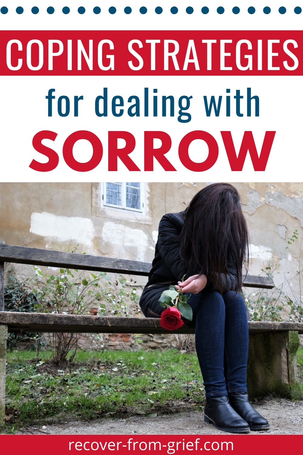 Coping strategies for dealing with sorrow #grieving #sorrow #copingmechanism #copingstrategies #bereavement