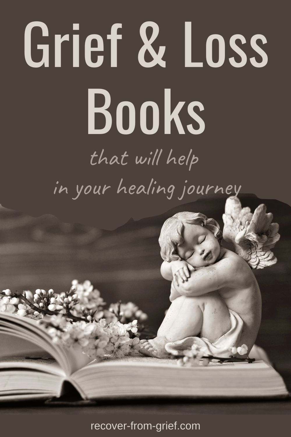 Grief and loss books that will help in your healing journey