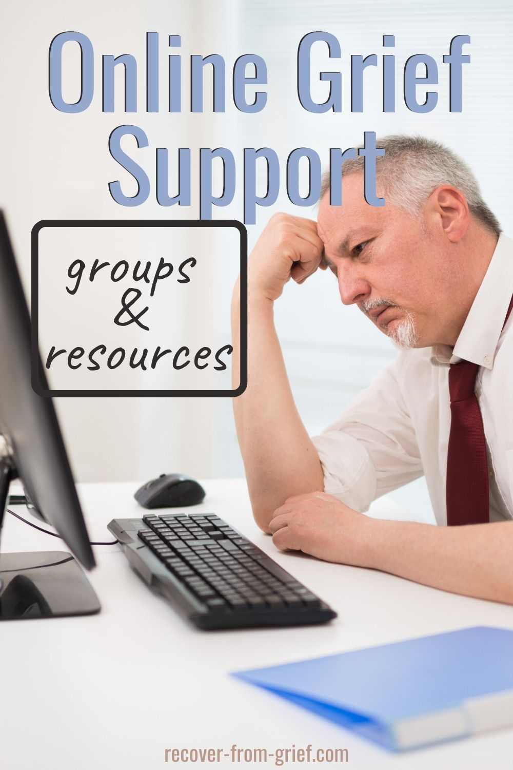 List of grief support groups and other resources