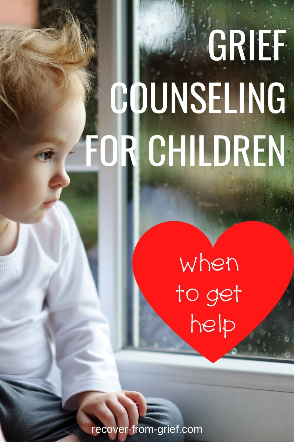 Grief counseling for children