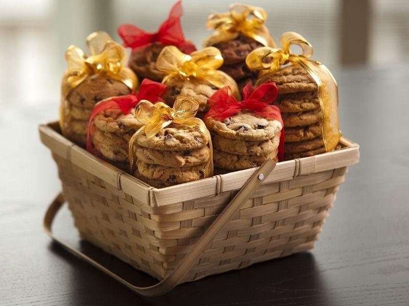 Sympathy Food Gift Baskets
