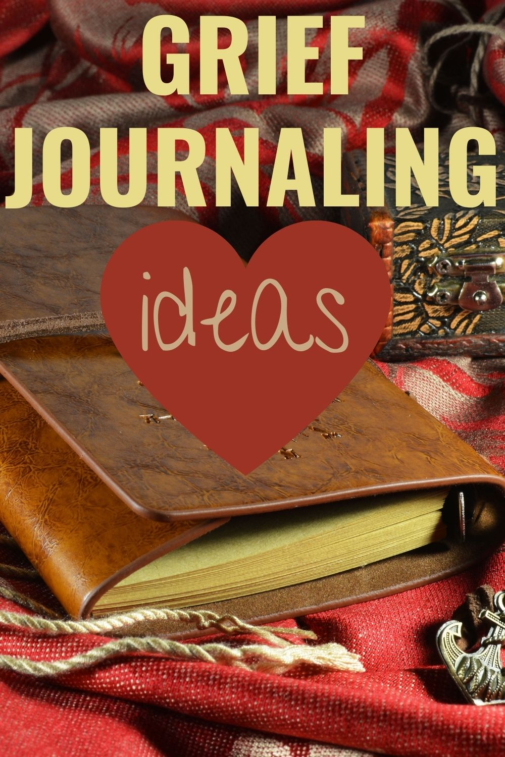 Grief journaling ideas
